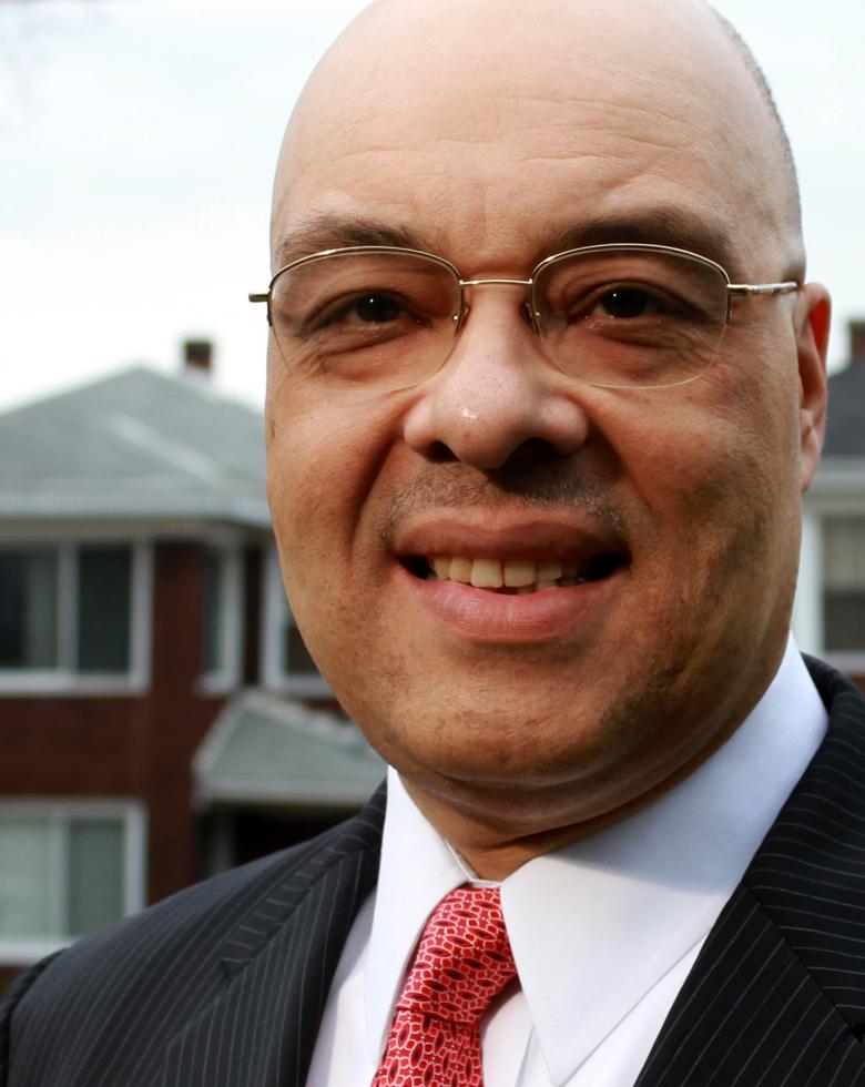 City Councilman Rev. Ricky Burgess
